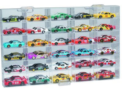 30 Slot 1/64 Scale Display Case
