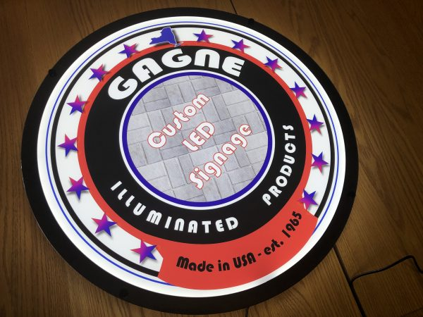 Custom LED Acrylic Signs