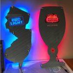LED – Custom Lasercut Sign