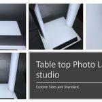 Table Top Photo Lab Studio
