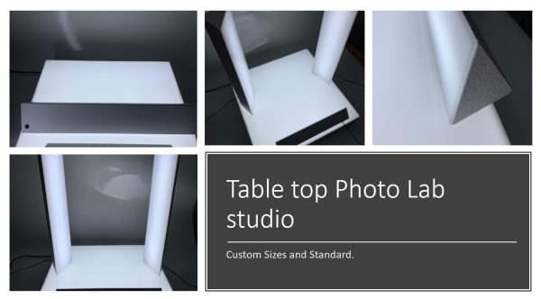Table Top Photo Lab Studio