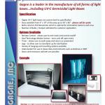 UV-C Germicidal Lightbox