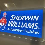 Sherwin-Williams Lumen Series LED Sign