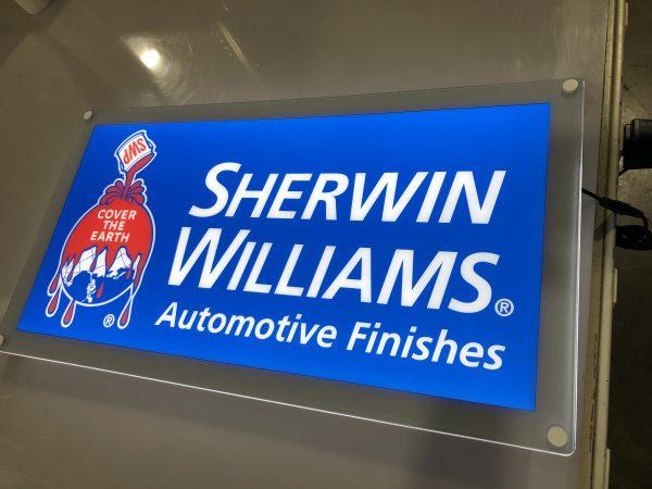 Sherwin-Williams Lumen Series LED Sign