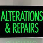 Lumen Series Alterations & Repairs